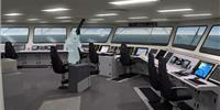 Artist Rendering of OSI Maritime Systems' Integrated Bridge Management System for the F126 Program (Image: OSI)