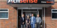 Actisense's senior management team, from left to right: Danny Thrasher, Head of Sales & Operations; Phil Whitehurst, CEO; Lesley Keets, COO; and Grant Bradley, Head of Engineering (Photo: Actisense)