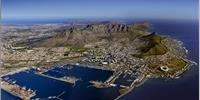 Cape Town South Africa Peninsula and Port (Photo: Alain Proust, SA)