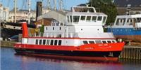 SES - Vine Trust new medical ship MV Forth Hope (Photo courtesy of SES)