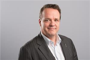 Gerbrand Schalkwijk, Chief Sales Officer (Photo: Inmarsat Maritime)