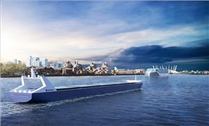 Remote controlled ship concepts (Image: Rolls-Royce)
