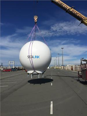 New price and service plans for Marlink's Sealink C-Band VSAT (Photo: Marlink)