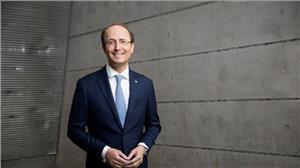 Dr. Thomas Koniordos, CEO, Yara. Photo courtesy Yara