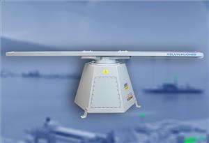 Kelvin Hughes Mk11 SharpEye Radar (Source: Hensoldt UK)