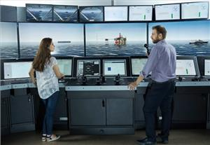 Kongsberg's delivery will include a full mission state-of-the-art K-Sim ship's bridge simulator  (Photo: Kongsberg)
