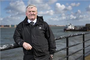 David Gillam (Photo: SeaKing Electrical)