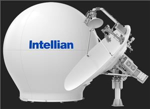 Intellian's v240MT antenna (Image: Intellian)
