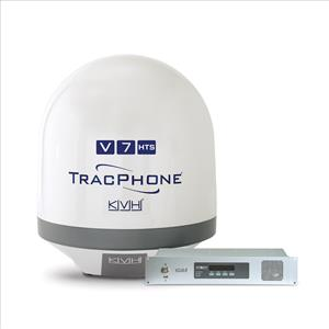 TracPhone V7-HTS with ICM (Photo: KVH)