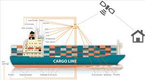 Danelec Marine proposes to use the ship's VDR as a data hub for ship telematics.   (Credit: Danelec Marine).