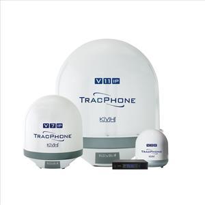 KVH's TracPhone communications technology (Photo courtesy of KVH)